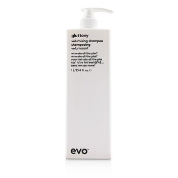 Gluttony Volumising Shampoo (1000ml/33.8oz)