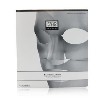 Detoxifying Hydrogel Mask (4x25g/0.88oz)