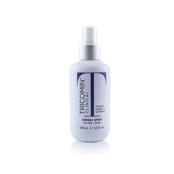Energy Spray (For Hair + Scalp) (180ml/6oz)