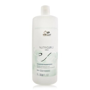 Nutricurls Micellar Shampoo (For Curls) (1000ml/33.8oz)