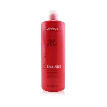 Invigo Brilliance Color Protection Shampoo - # Normal (1000ml/33.8oz)