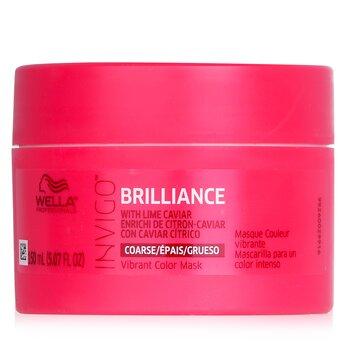 Invigo Brilliance Vibrant Color Mask - # Coarse (150ml/5.07oz)