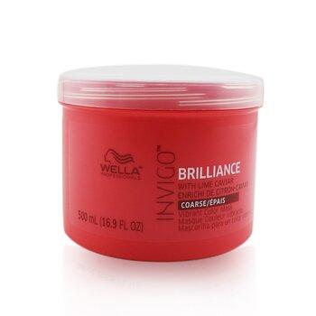 Invigo Brilliance Vibrant Color Mask - # Coarse (500ml/16.9oz)