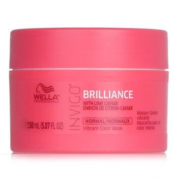 Invigo Brilliance Vibrant Color Mask - # Normal (150ml/5.07oz)