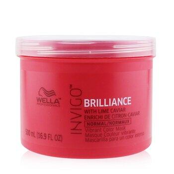 Invigo Brilliance Vibrant Color Mask - # Normal (500ml/16.9oz)