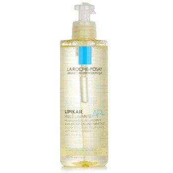 Lipikar AP+ Anti-Irritation Cleansing Oil (400ml/13.3oz)