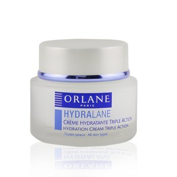 Hydralane Hydrating Cream Triple Action (For All Skin Types) (50ml/1.7oz)