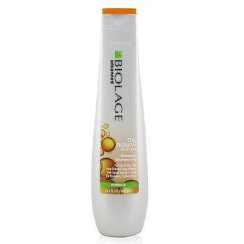 Biolage Advanced Oil Renew System Shampoo (For Dry, Porous Hair) (400ml/13.5oz)
