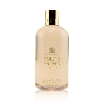 Jasmine & Sun Rose Bath & Shower Gel (300ml/10oz)