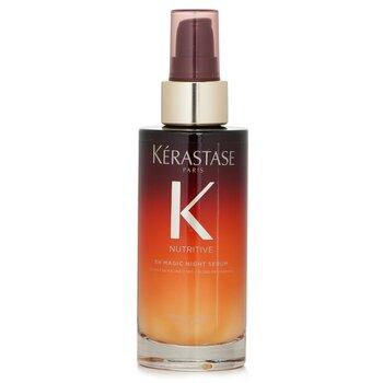 Nutritive 8H Magic Night Serum (For Dry Hair) (90ml/3.04oz)