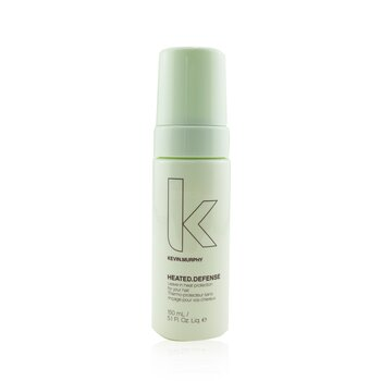 Heated.Defense (Leave-In Heat Protection For Your Hair) (150ml/5.1oz)