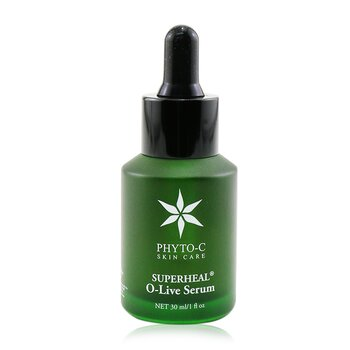 Superheal O-Live Serum (Vitamins A,C,E & Olive Leaf Extract Antioxidant Serum) (30ml/1oz)