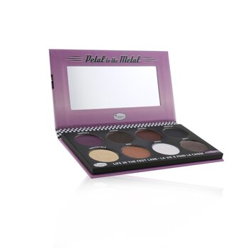 Petal To The Metal Va Va Vroom Cream Eyeshadow Palette (8x Eyeshadow) - # Shift Into Neutral (10.5g/0.37oz)
