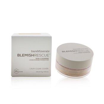 Blemish Rescue Skin Clearing Loose Powder Foundation - # Soft Medium 2CN (6g/0.21oz)