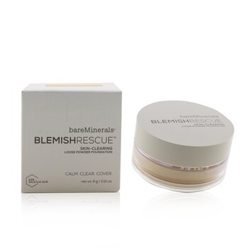 Blemish Rescue Skin Clearing Loose Powder Foundation - # Neutral Ivory 2N (6g/0.21oz)