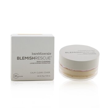 Blemish Rescue Skin Clearing Loose Powder Foundation - # Golden Beige 2.5NW (6g/0.21oz)