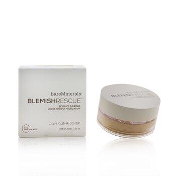 Blemish Rescue Skin Clearing Loose Powder Foundation - # Neutral Tan 4N (6g/0.21oz)