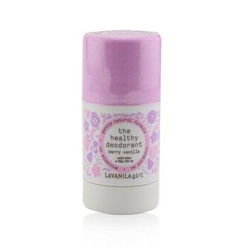 The Healthy Deodorant Girl - Berry Vanilla (25g/0.9oz)