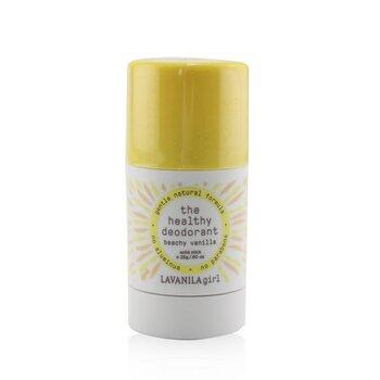The Healthy Deodorant Girl - Beachy Vanilla (25g/0.9oz)
