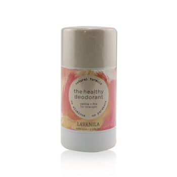The Healthy Deodorant - Vanilla + Fire (57g/2oz)