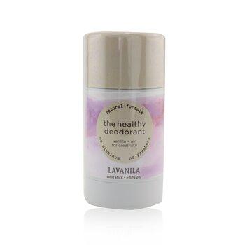 The Healthy Deodorant - Vanilla + Air (57g/2oz)