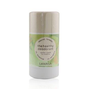 The Healthy Deodorant - Vanilla + Earth (57g/2oz)