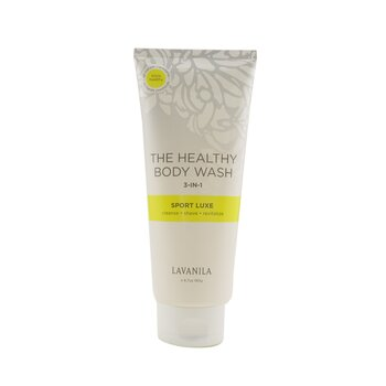 The Healthy Body Wash - Sport Luxe (3-In-1) (190g/6.7oz)