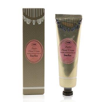 Butter Hand Cream - Green Rose (Box Slightly Damaged) (75ml/2.6oz)