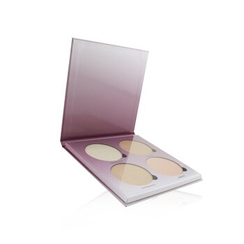 Glow Kit - Sugar (4x Highlighter) (29.6g/1.04oz)