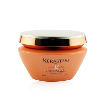 Discipline Masque Oleo-Relax Control-In-Motion Masque (Voluminous and Unruly Hair) (200ml/6.8oz)