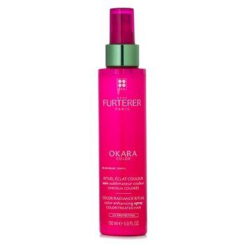 Okara Color Color Radiance Ritual Color Enhancing Spray (Color-Treated Hair) (150ml/5oz)