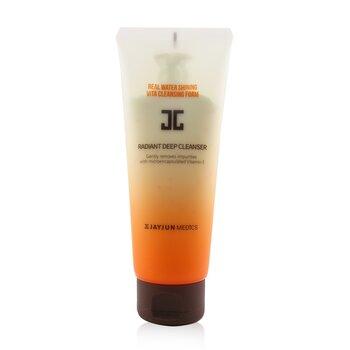 Real Water Shining Vita Cleansing Foam - Radiant Deep Cleanser (150ml/5.07oz)