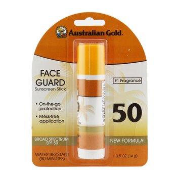 Face Guard Sunscreen Stick SPF 50 (14g/0.5oz)