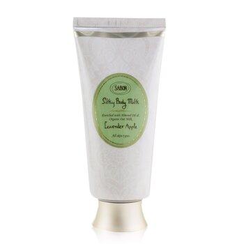 Silky Body Milk - Lavender Apple (200ml/7oz)