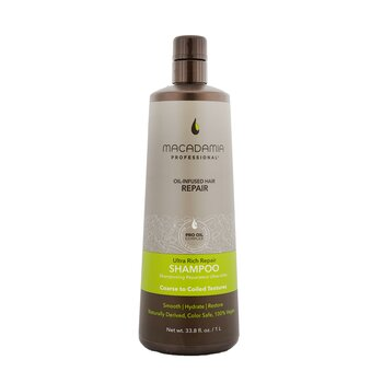 Professional Ultra Rich Repair Shampoo (Coarse to Coiled Textures) (1000ml/33.8oz)