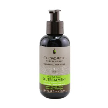 Professional Ultra Rich Repair Oil Treatment (Coarse to Coiled Textures) (125ml/4.2oz)