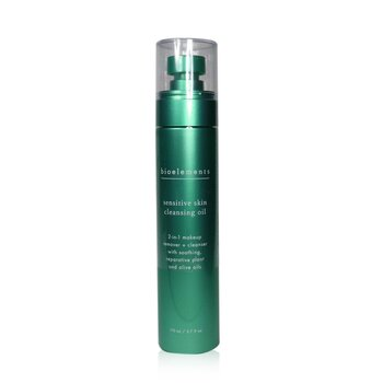 Sensitive Skin Cleansing Oil - For All Skin Types, especially Sensitive (110ml/3.7oz)