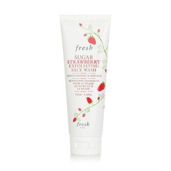 Sugar Strawberry Exfoliating Face Wash (125ml/4.2oz)