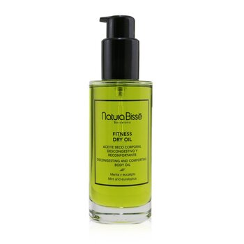 Fitness Dry Oil - Decongesting & Comforting Body Oil (100ml/3.5oz)