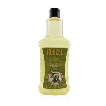 3-In-1 Tea Tree Shampoo Conditioner Body Wash (1000ml/33.81oz)