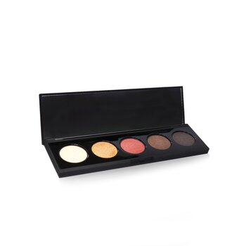 Bounce & Blur Eyeshadow Palette (5x Eyeshadow) - # Dusk (6g/0.21oz)