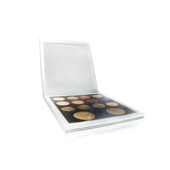 Creator Face Palette (12x Eyeshadow, 1x Bronzer, 1x Highlighter) (31.2g/1.08oz)