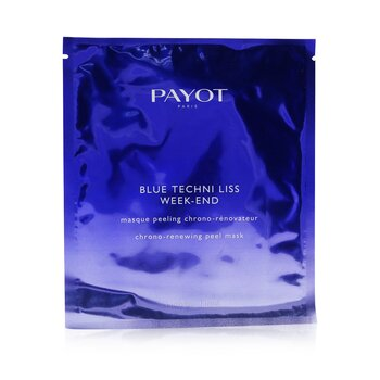 Blue Techni Liss Week-End Chrono-Renewing Peel Mask (Unboxed) (10pcs)