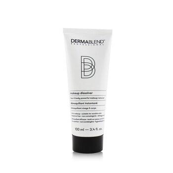Makeup Dissolver Face & Body Powerful Makeup Remover - Suitable For Sensitive Skin (100ml/3.4oz)