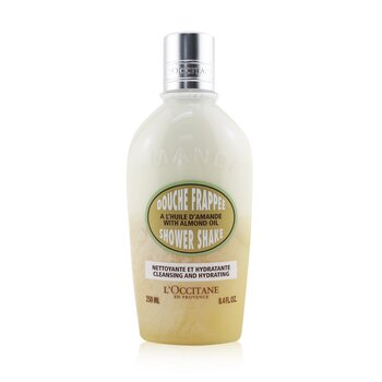 Almond Cleansing & Hydrating Shower Shake (250ml/8.4oz)
