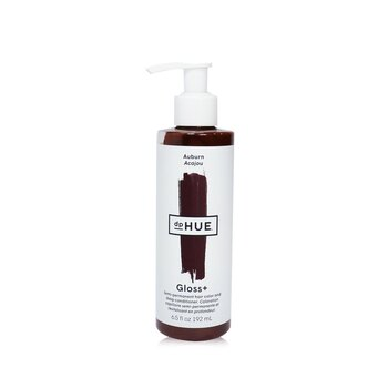 Gloss+ Semi-Permanent Hair Color and Deep Conditioner - # Auburn (192ml/6.5oz)