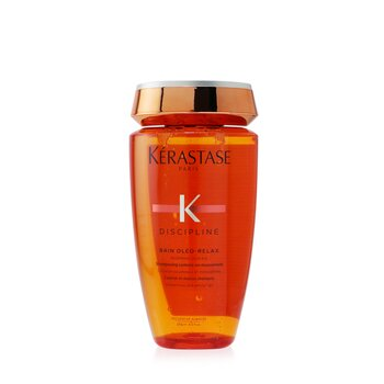 Discipline Bain Oleo-Relax Control-In-Motion Shampoo (Voluminous and Unruly Hair) (250ml/8.5oz)