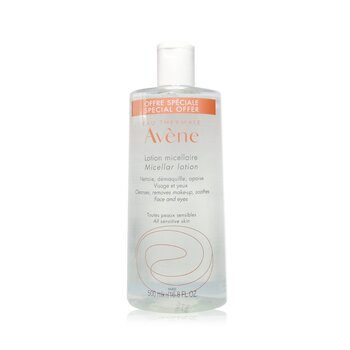 Micellar Lotion - For Sensitive Skin (Limited Edition) (500ml/16.8oz)