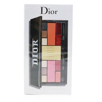 Ultra Dior Couture Colours Of Fashion Palette (1x Foundation, 2x Blush, 6x Eye Shadows, 3x Lip Color, 1x Lip Gloss) (16.38g/0.53oz)