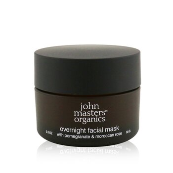 Overnight Facial Mask with Pomegranate & Moroccan Rose (93g/3.3oz)
